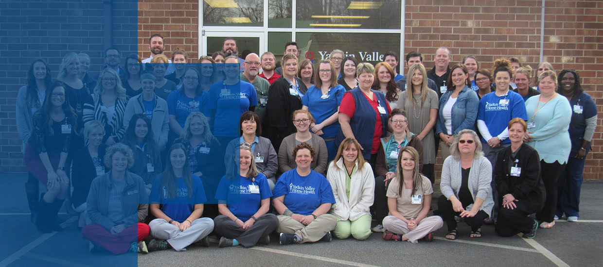 Yadkin Valley Home Health Staff