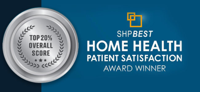Yadkin Valley Home Health Receives Patient Satisfaction Award